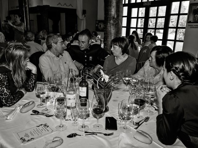 La boda de Ruben y Valle en Brieva, Segovia 30