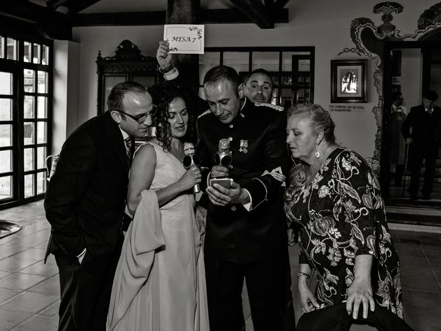 La boda de Ruben y Valle en Brieva, Segovia 32