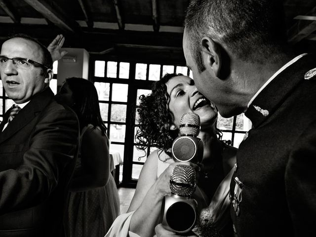La boda de Ruben y Valle en Brieva, Segovia 34