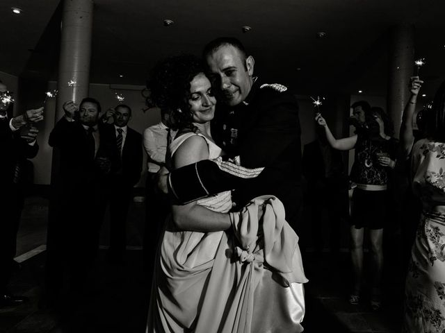 La boda de Ruben y Valle en Brieva, Segovia 38
