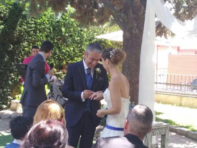 La boda de César y María en Arroyo De La Encomienda, Valladolid 1
