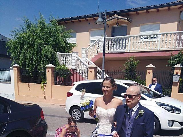 La boda de César y María en Arroyo De La Encomienda, Valladolid 4