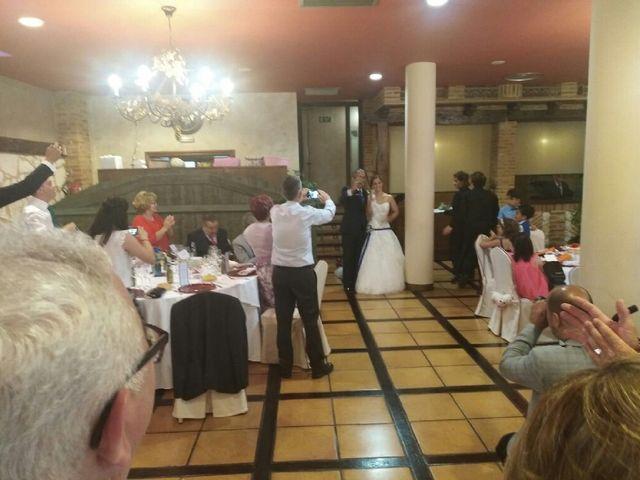 La boda de César y María en Arroyo De La Encomienda, Valladolid 5
