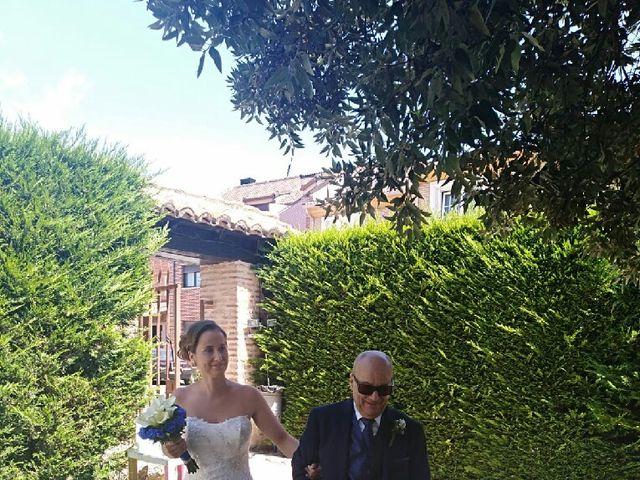 La boda de César y María en Arroyo De La Encomienda, Valladolid 6