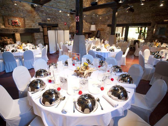 La boda de Ion y Izorne en Valle De Atxondo, Vizcaya 3