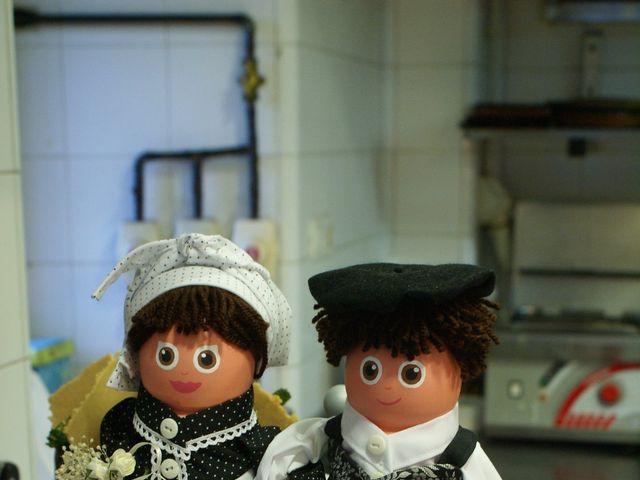 La boda de Ion y Izorne en Valle De Atxondo, Vizcaya 5
