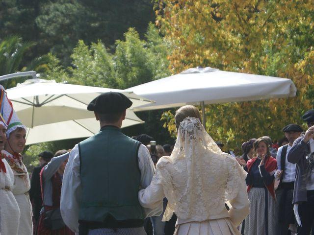 La boda de Ion y Izorne en Valle De Atxondo, Vizcaya 6