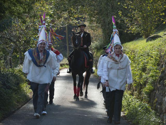 La boda de Ion y Izorne en Valle De Atxondo, Vizcaya 7