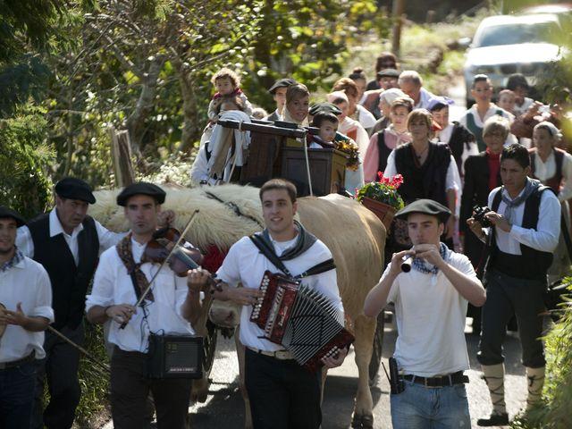 La boda de Ion y Izorne en Valle De Atxondo, Vizcaya 2