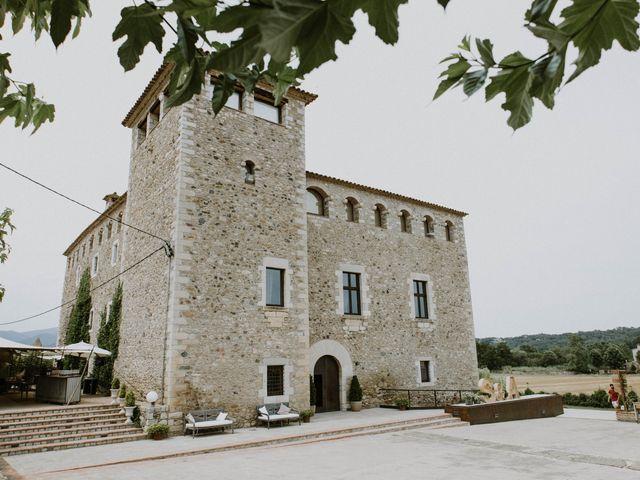 La boda de Ariadna y Sergi en Girona, Girona 1