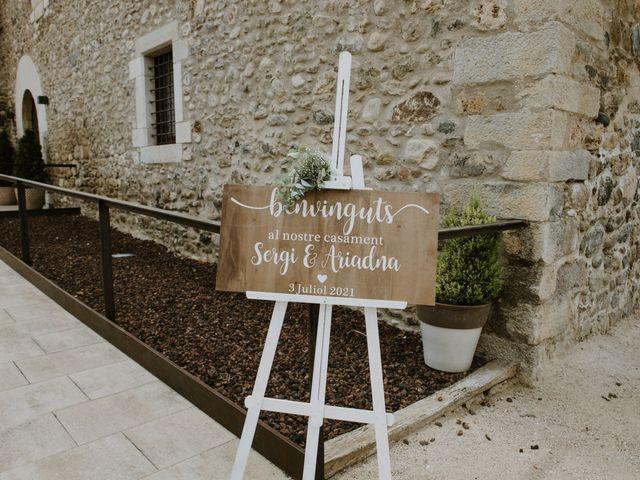 La boda de Ariadna y Sergi en Girona, Girona 4