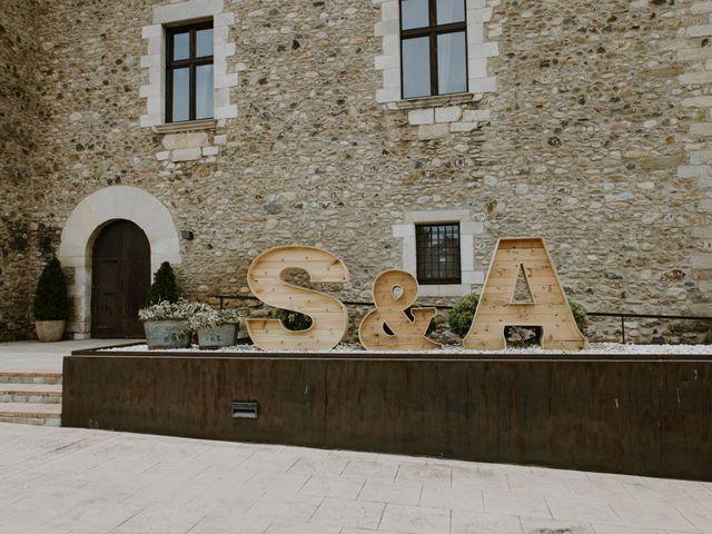 La boda de Ariadna y Sergi en Girona, Girona 5