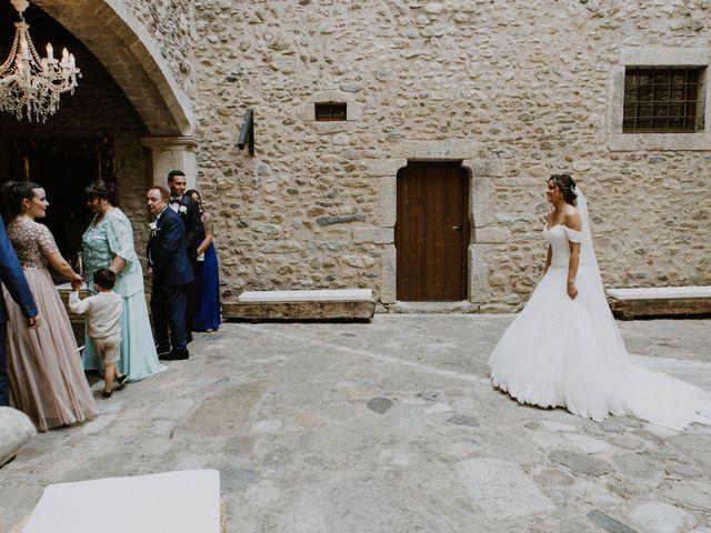 La boda de Ariadna y Sergi en Girona, Girona 61