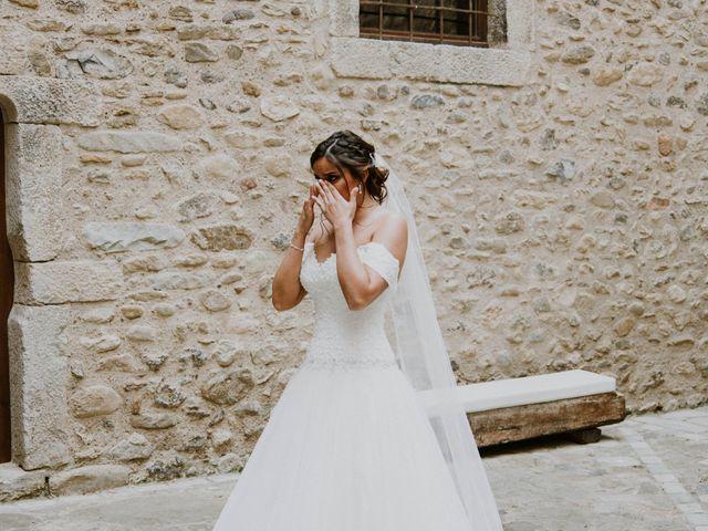 La boda de Ariadna y Sergi en Girona, Girona 63
