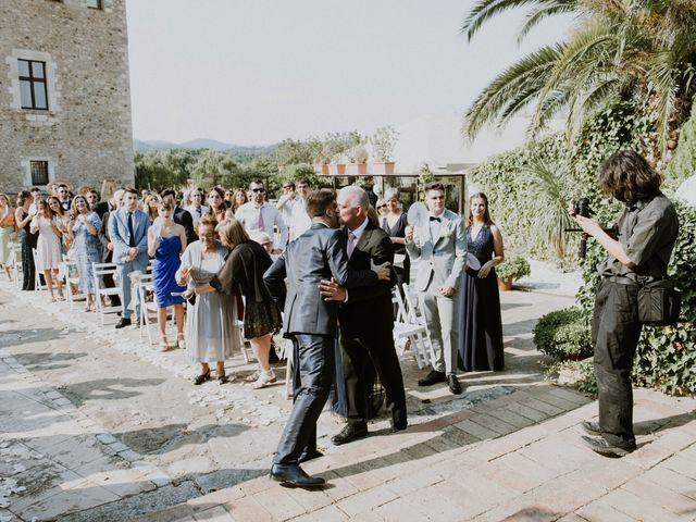 La boda de Ariadna y Sergi en Girona, Girona 66