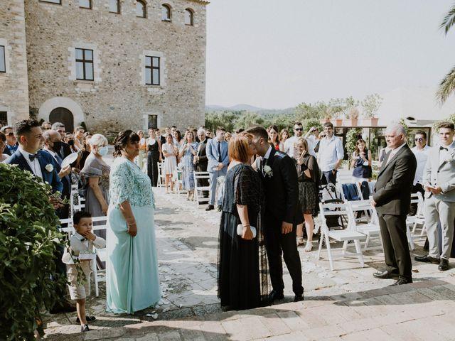 La boda de Ariadna y Sergi en Girona, Girona 67