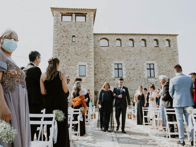 La boda de Ariadna y Sergi en Girona, Girona 69