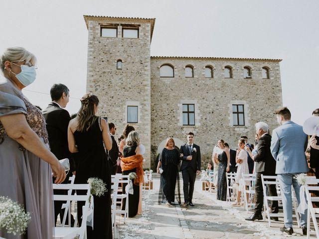 La boda de Ariadna y Sergi en Girona, Girona 70