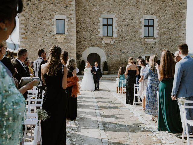 La boda de Ariadna y Sergi en Girona, Girona 72