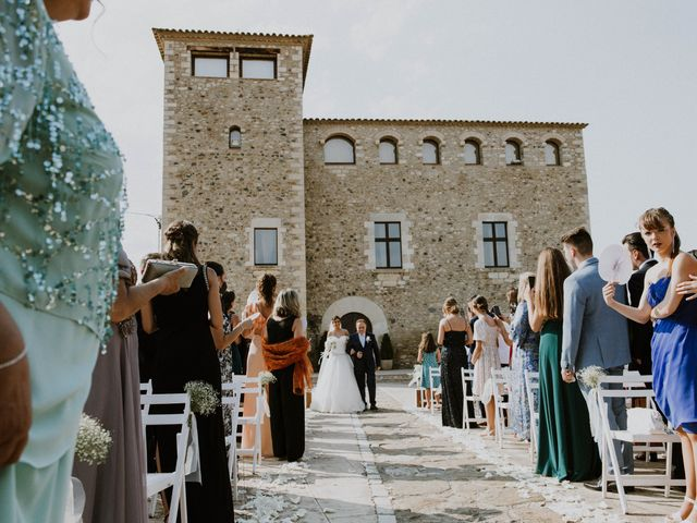 La boda de Ariadna y Sergi en Girona, Girona 73