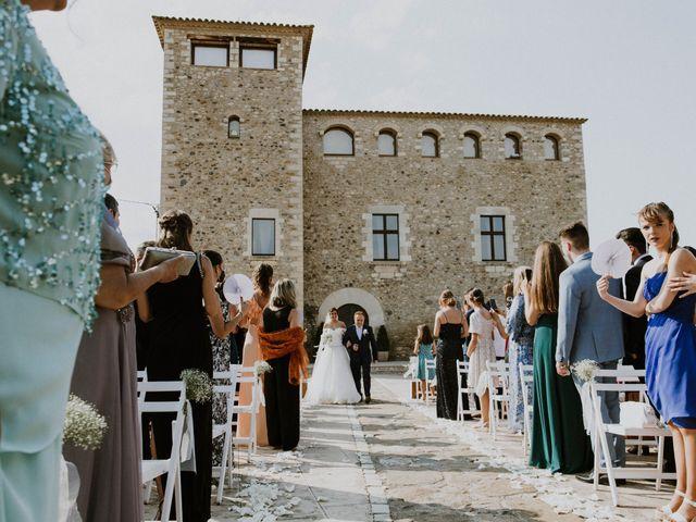 La boda de Ariadna y Sergi en Girona, Girona 74
