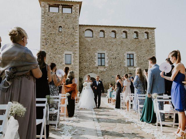 La boda de Ariadna y Sergi en Girona, Girona 75