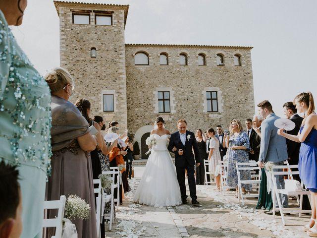 La boda de Ariadna y Sergi en Girona, Girona 77
