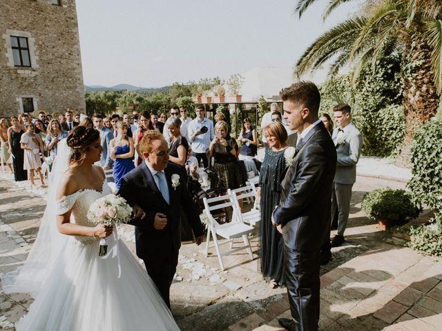 La boda de Ariadna y Sergi en Girona, Girona 80
