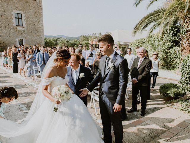 La boda de Ariadna y Sergi en Girona, Girona 81