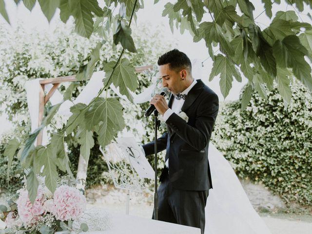 La boda de Ariadna y Sergi en Girona, Girona 86