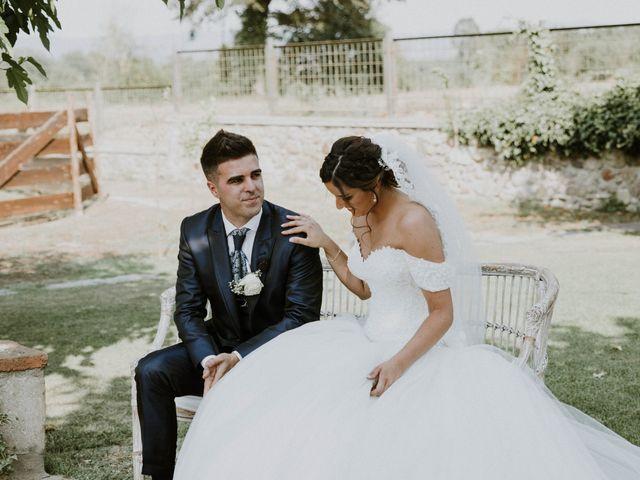 La boda de Ariadna y Sergi en Girona, Girona 88