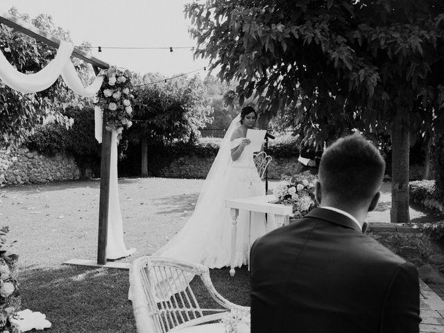 La boda de Ariadna y Sergi en Girona, Girona 90