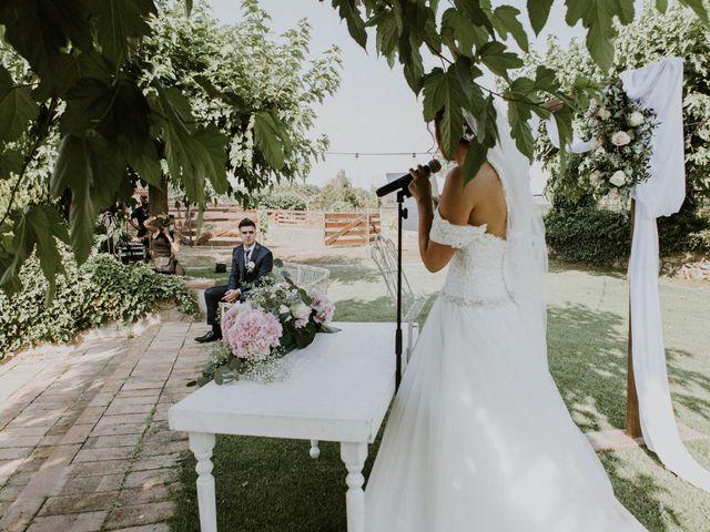 La boda de Ariadna y Sergi en Girona, Girona 93