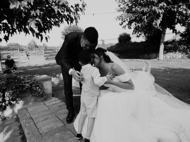 La boda de Ariadna y Sergi en Girona, Girona 97