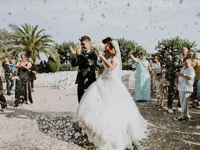 La boda de Ariadna y Sergi en Girona, Girona 120