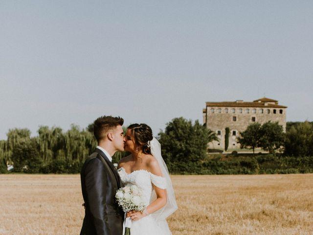 La boda de Ariadna y Sergi en Girona, Girona 127