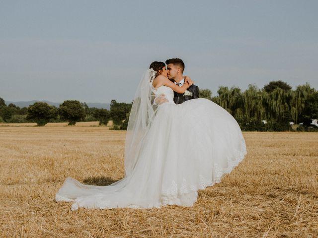 La boda de Sergi y Ariadna