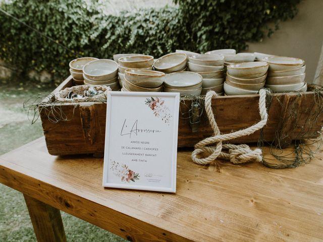 La boda de Ariadna y Sergi en Girona, Girona 135