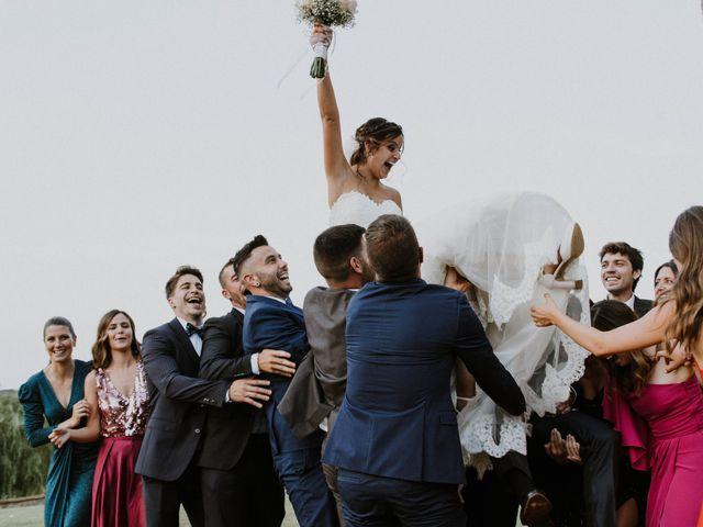 La boda de Ariadna y Sergi en Girona, Girona 142