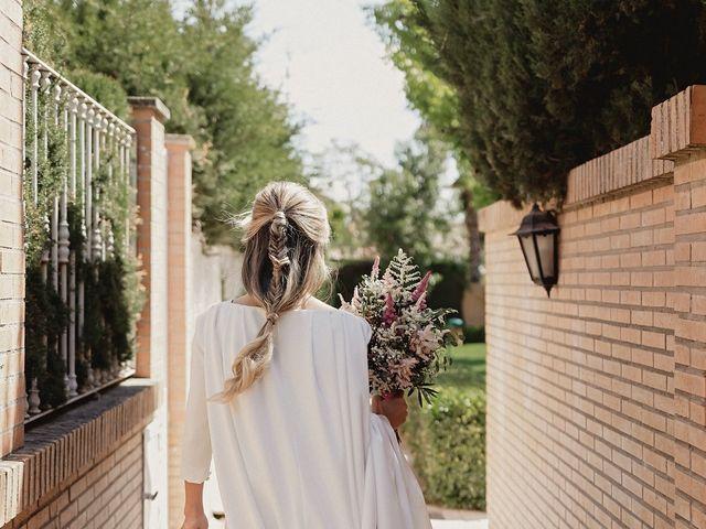 La boda de Jorge y Maria en Ballesteros De Calatrava, Ciudad Real 51