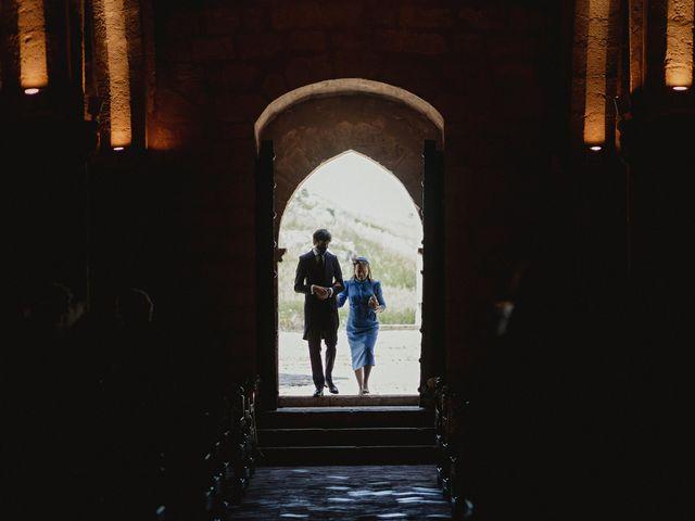 La boda de Jorge y Maria en Ballesteros De Calatrava, Ciudad Real 52
