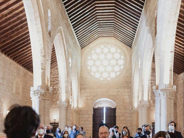 La boda de Jorge y Maria en Ballesteros De Calatrava, Ciudad Real 59