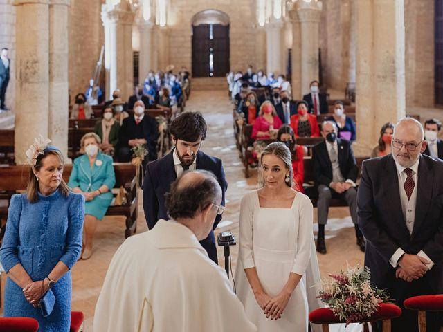 La boda de Jorge y Maria en Ballesteros De Calatrava, Ciudad Real 63