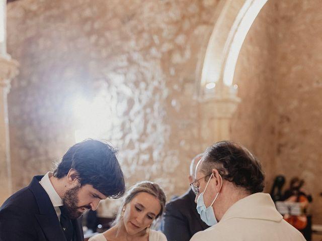 La boda de Jorge y Maria en Ballesteros De Calatrava, Ciudad Real 65