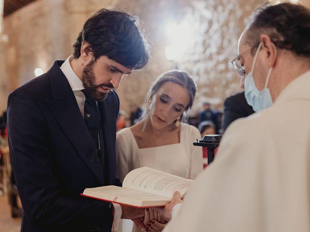 La boda de Jorge y Maria en Ballesteros De Calatrava, Ciudad Real 66