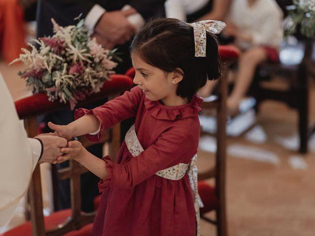 La boda de Jorge y Maria en Ballesteros De Calatrava, Ciudad Real 67