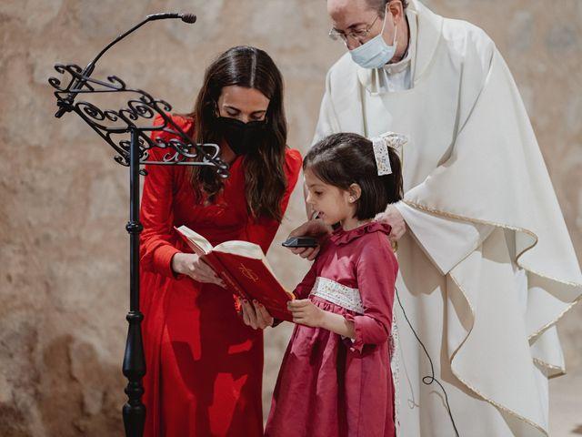 La boda de Jorge y Maria en Ballesteros De Calatrava, Ciudad Real 72