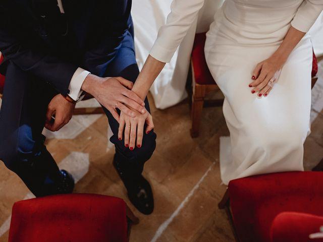 La boda de Jorge y Maria en Ballesteros De Calatrava, Ciudad Real 75