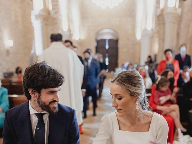 La boda de Jorge y Maria en Ballesteros De Calatrava, Ciudad Real 76