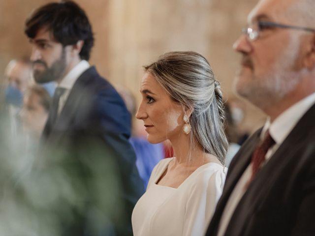 La boda de Jorge y Maria en Ballesteros De Calatrava, Ciudad Real 78